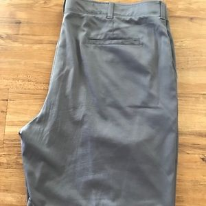 Men's Grand slam Dry Fit Grey Shorts